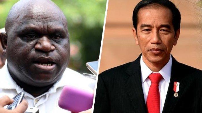 Jokowi Mau Bangun Istana Presiden di Papua, Pigai: Rakyat Papua Tak Butuh, yang Minta Siapa