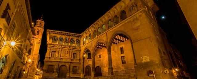 TURISMO. Escapada a Alcañiz (Teruel), base de la Orden Calatrava