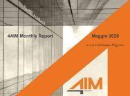4AIM Monthly Report del mese di maggio 2020