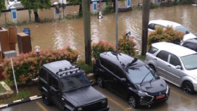 Rugi Rp 30 M Sehari, Pengusaha: Banjir Kali Ini Paling Parah