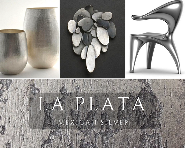 Sophie Blake NY Jewelry Mayakoba Collection Design Inspiration La Plata - Sterling Silver