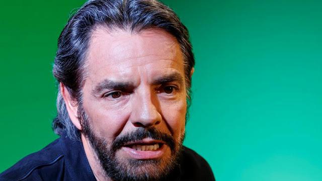 Eugenio Derbez  explota, pide la renuncia de AMLO por su ineptitud