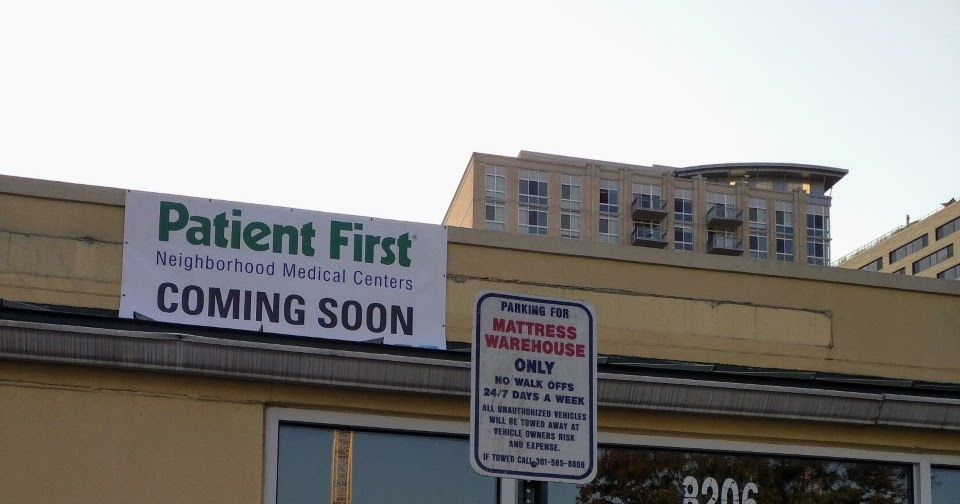 Patient First to open clinic in downtown Silver Spring