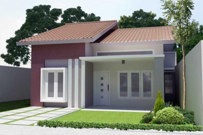 25 Rumah Sederhana Minimalis Type 36 Beserta Denahnya Disain Rumah