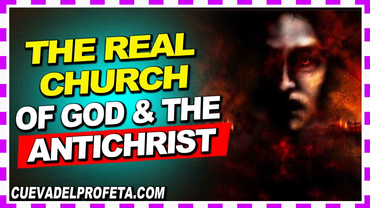 The real Church of God & The antichrist - William Marrion Branham