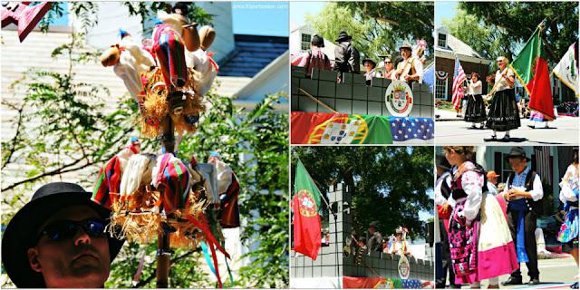 Portugal Desfile del 4 de Julio de Bristol