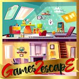 Games2Escape - G2E Attic …