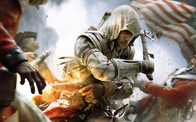 assassins creed iii game temas