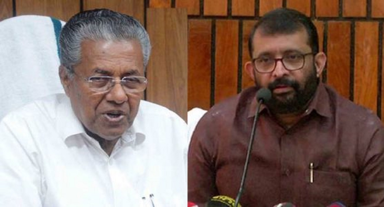 CM and speaker of Kerala were involved in dollar smuggling