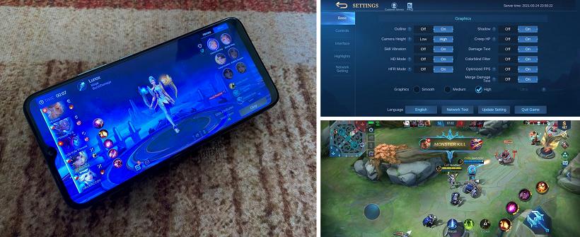 realme narzo 30A (RMX3171) Review: Gaming