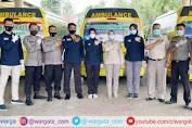 Dukung Polri Presisi, Biddokkes Polda Jambi Persiapkan Unite Mobile Vaksinasi Covid-19