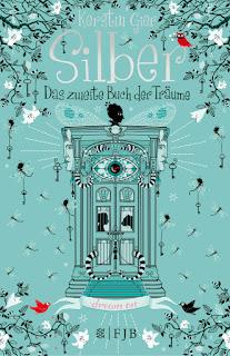 Silber- Das zweite Buch der Träume, Kerstin Gier