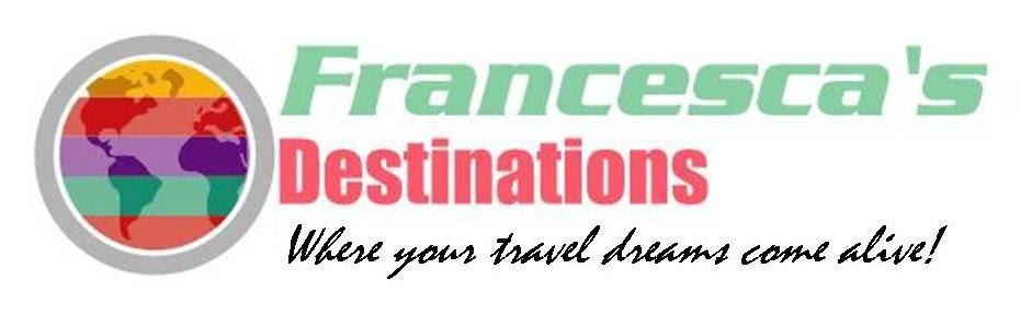 Francesca's Destinations Blog