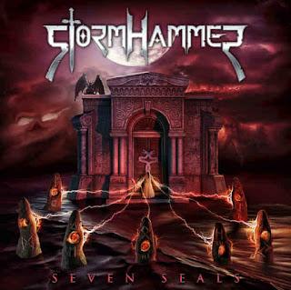 """Το βίντεο των Stormhammer για το """"Prevail"""" από το album """"Seven Seals"""""""