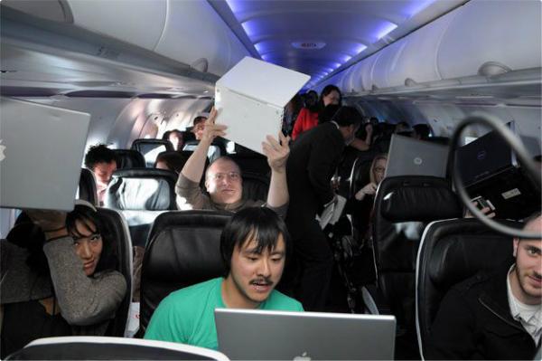تقرير: أمريكا تمنع بعض الأجهزة الإلكترونية على الطائرات القادمة من الشرق الأوسط وشمال إفريقيا