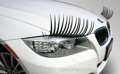 Creative and Cool Eyelashes for your Car (10) 1