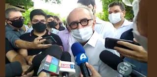 Cícero Lucena evita contabilizar quantos vereadores terá na base