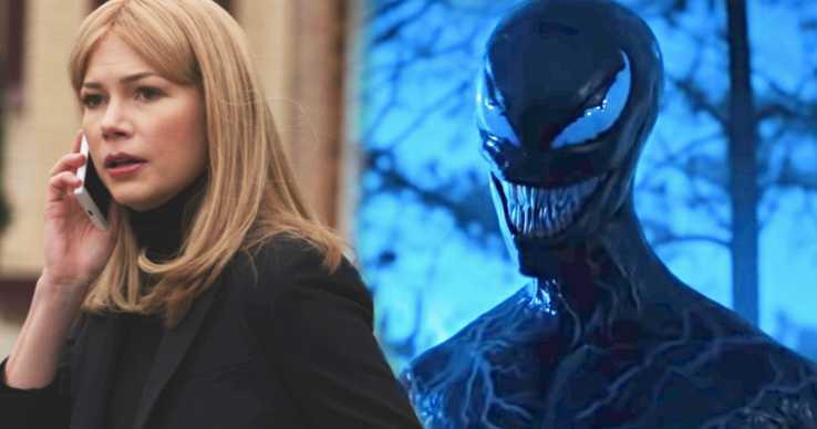 Michelle Williams confirms that she will be back in Venom 2
