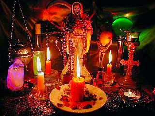 La Santa Muerte: How to ask the Santa Muerte for a favor?