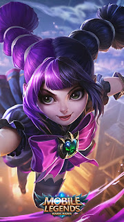 Lylia Little Wizard Heroes Mage of Skins