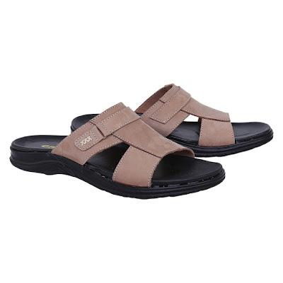 Sandal Kulit Pria Catenzo KN 073