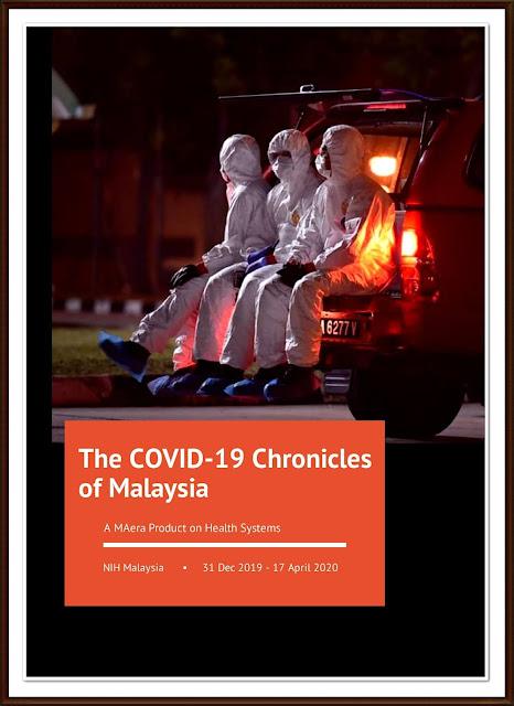 E-Book The COVID-19 Chronicles Of Malaysia Edition 1