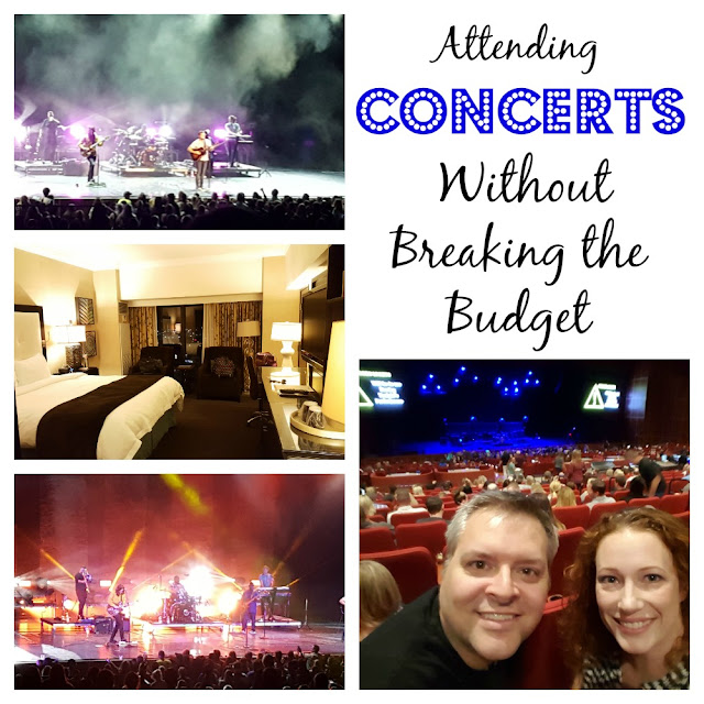 Attending Concerts without Breaking the Budget! I need to read this one! Concerts are so expensive! www.wayupnorthincali.blogspot.com