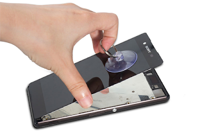 Thay màn hình Sony Z3 giá rẻ