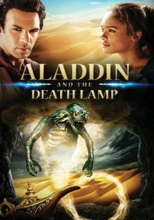 Aladdin and The Death Lamp 2020 WEB-DL 750Mb Hindi Dubbed 720p