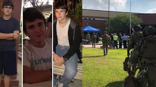 Έλληνας ο 17χρονος μακελάρης σε σχολείο του Τέξας (βίντεο)