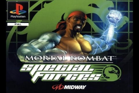 Download Mortal Kombat Special Forces Game For PC