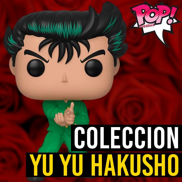 Muñeco Funko Pop Yu Yu Hakusho: Figuras Funko POP - Lista Y