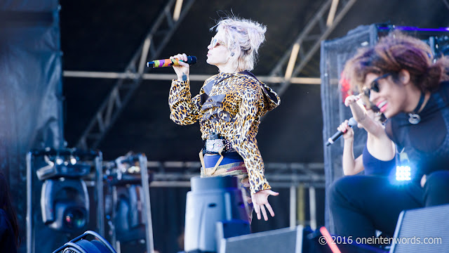 Grimes at Bestival Toronto 2016 Day 2 at Woodbine Park in Toronto June 12, 2016 Photo by John at One In Ten Words oneintenwords.com toronto indie alternative live music blog concert photography pictures