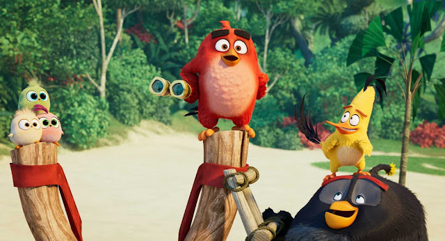 Download The Angry Birds Movie 2 (2019) Full Movie 480p WEB-DL | MoviesBaba 3