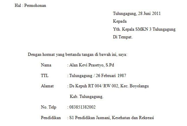 Lowongan Kerja Guru Bahasa Indonesia Lowongan Pendidikan Lowongan Kerja Guru Jobsdb Contoh Format Surat Lamaran Kerja Guru Bursa Info Lowongan Kerja