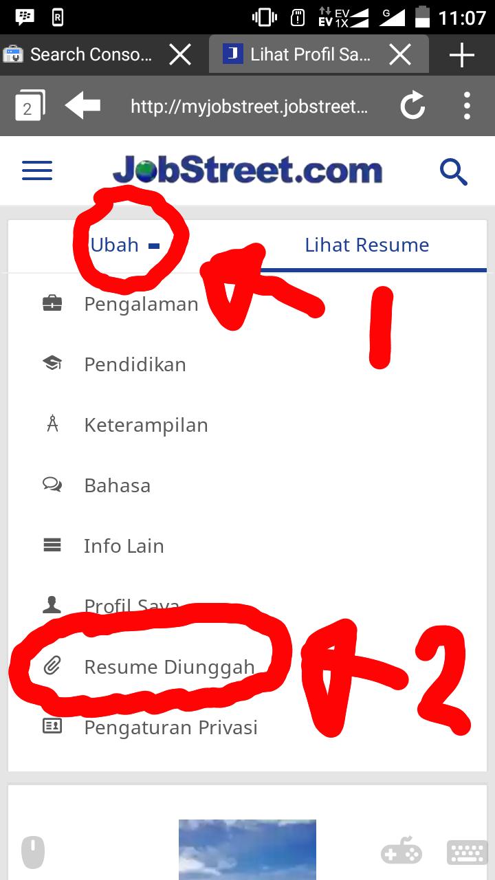 cara edit resume jobstreet home jobstreet employer sg home