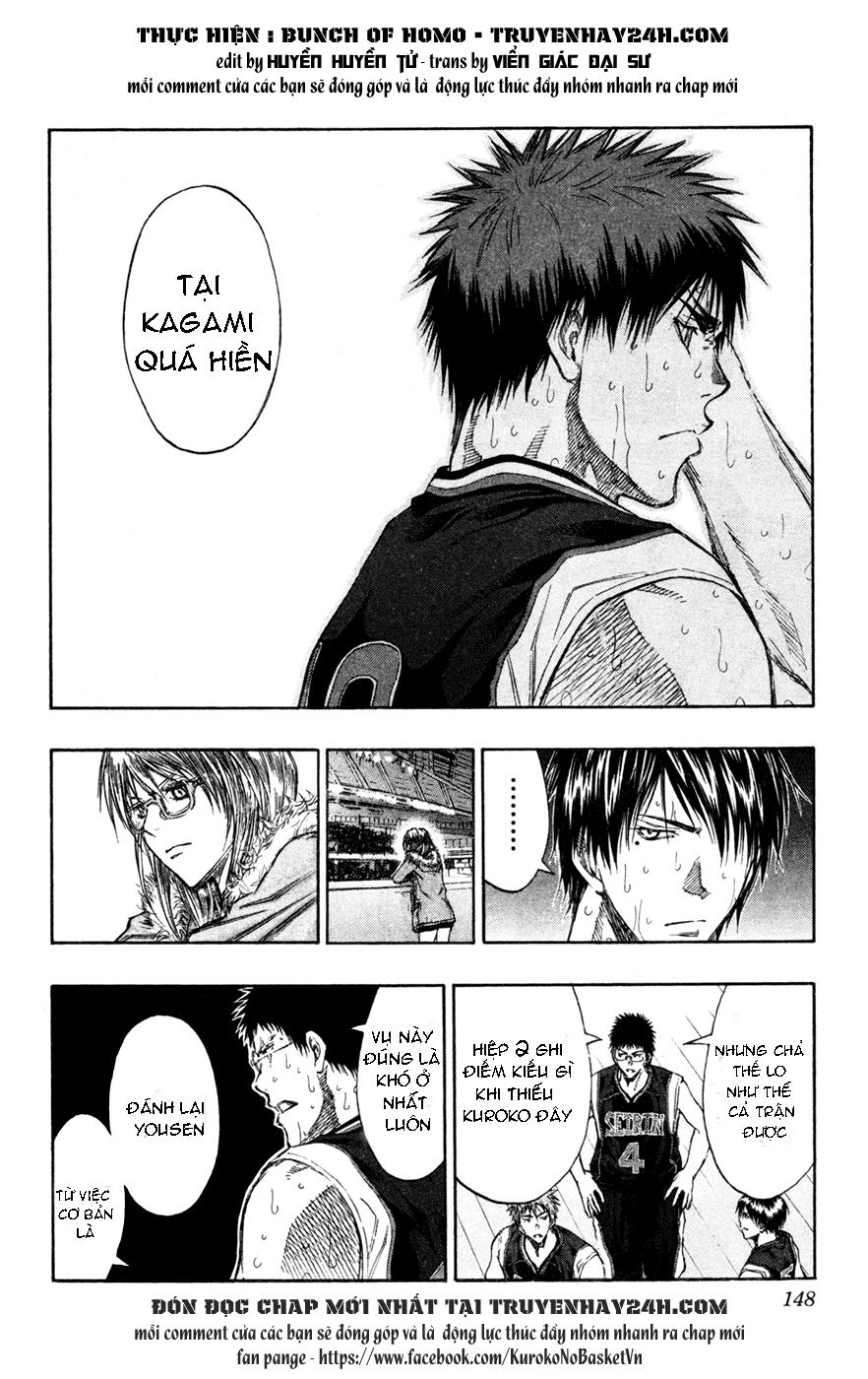 Kuroko No Basket chap 152 trang 2