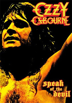 Ozzy Osbourne – Speak Of The Devil – DVD 1982/2012