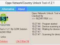 Cara Unlock Jaringan ( Network ) Pada Ponsel Oppo