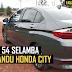 Gred 54 Selamba Memandu Honda City