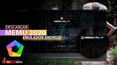 descargar memu emulador 2020