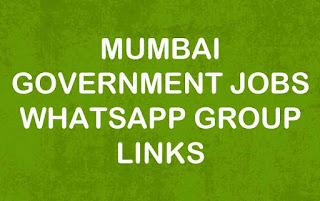 Jobs WhatsApp Group Links