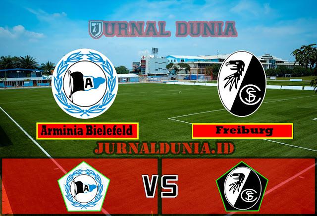 Prediksi Arminia Bielefeld vs Freiburg , Sabtu 10 April 2021 Pukul 01.30 WIB
