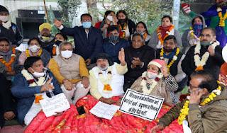delhi-all-mayors-hunger-strike
