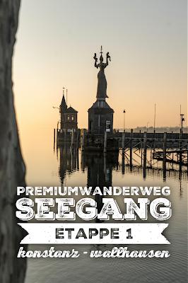 SeeGang Etappe 1 Stadt, Land und See -  Von der historischen Stadt Konstanz über die Blumeninsel Mainau nach Wallhausen. 20