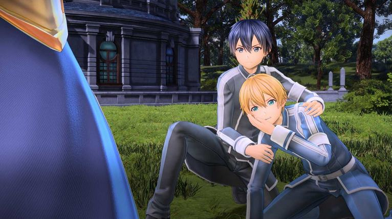 Sword Art Online Alicization Lycoris PC Full Español