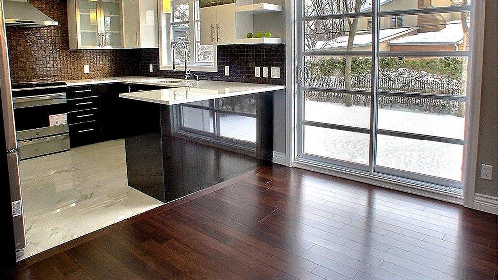 salon et salle manger comment d limiter l 39 espce. Black Bedroom Furniture Sets. Home Design Ideas