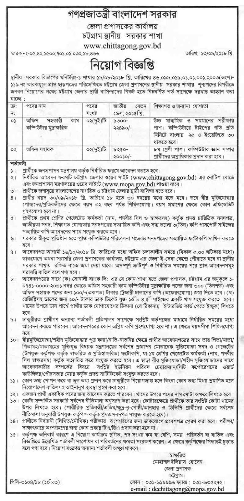 Chittagong Council