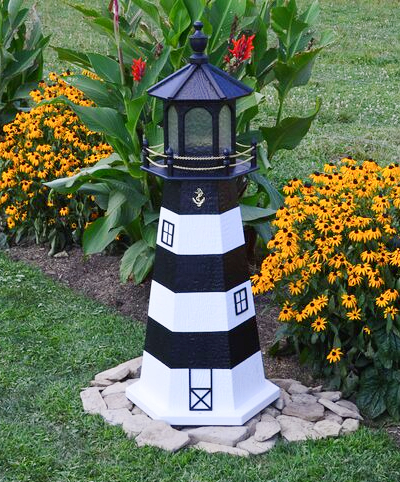 Decorative Lawn Lighthouses