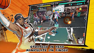 Streetball Hero Mod APK (Unlimited live, High Skill)+ Official APK - wasildragon.web.id